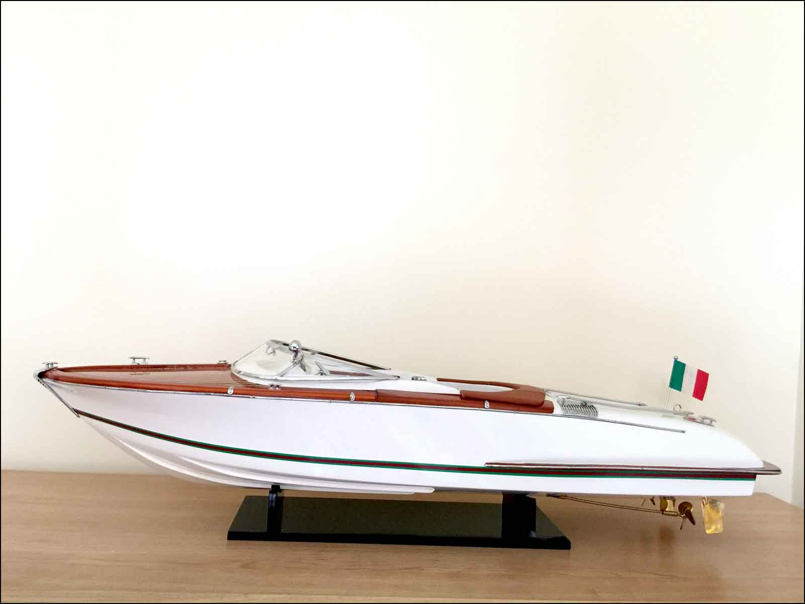 Riva Gucci Model Boat 2011|Large